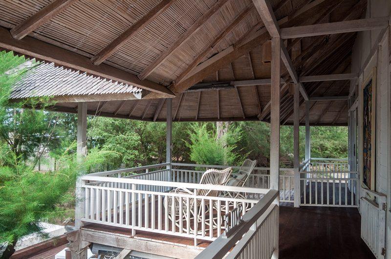 Villa Coral Flora Terrace | Lombok | Indonesia