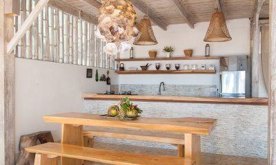 Villa Coral Flora Kitchen   Lombok   Indonesia