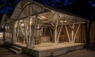 Villa Coral Flora Open Plan Dining Area   Lombok   Indonesia