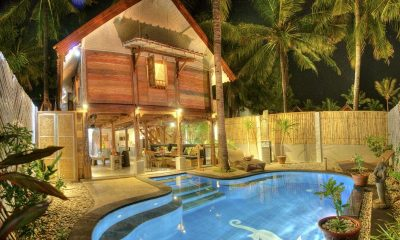 Villa Sama Lama Pool Side | Lombok | Indonesia