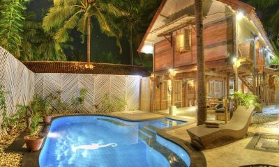 Villa Sama Lama Sun Loungers | Lombok | Indonesia