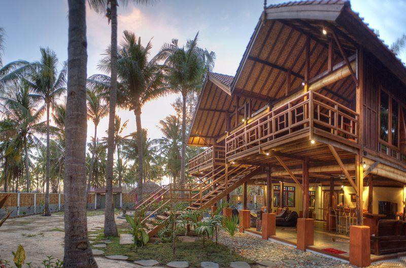 Villa Sama Lama Pathway | Lombok | Indonesia