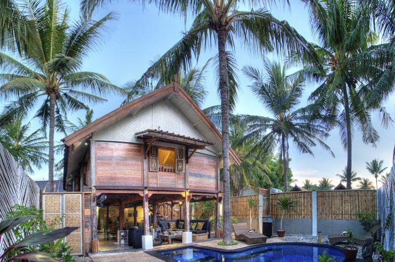 Villa Sama Lama Sun Deck | Lombok | Indonesia