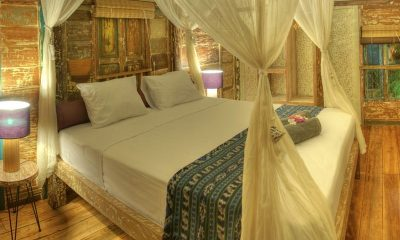 Villa Sama Lama Master Bedroom | Lombok | Indonesia