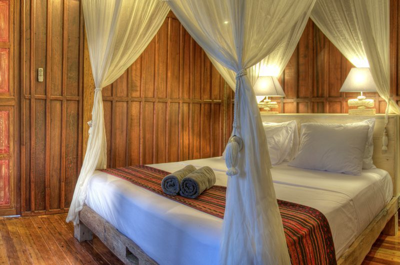Villa Sama Lama Bedroom | Lombok | Indonesia