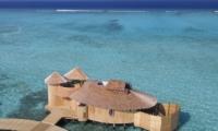 Soneva Jani Bird's Eye View | Medhufaru, Male | Maldives