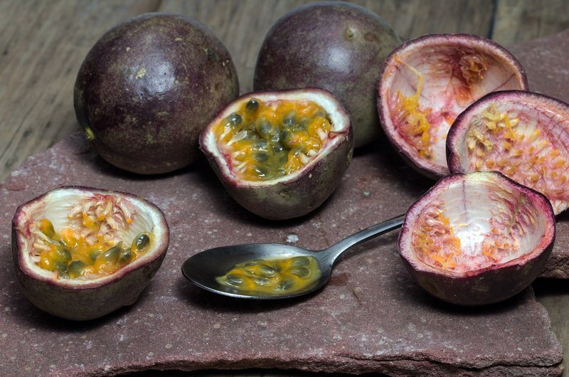 Passion Fruit Exotic Fruit Bali