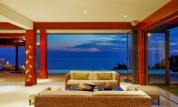 Baan Santisuk Living Area | Patong, Phuket