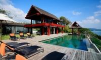 Baan Santisuk Pool Area | Patong, Phuket