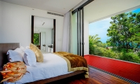 Baan Santisuk Bedroom with Lamps | Patong, Phuket