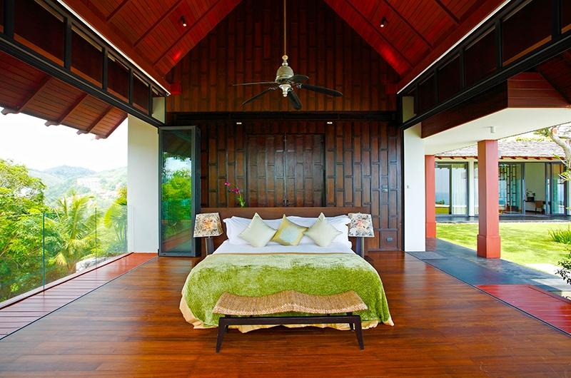 Baan Santisuk Bedroom Area | Patong, Phuket