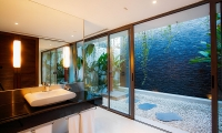 Baan Santisuk Bathroom with Outside Shower | Patong, Phuket