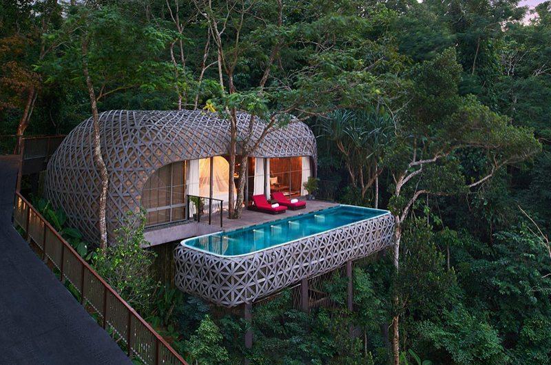 Keemala Bird's Nest Pool Villa Outdoor View | Phuket, Thailand