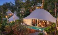 Keemala Tent Pool Villa Outdoor View | Phuket, Thailand