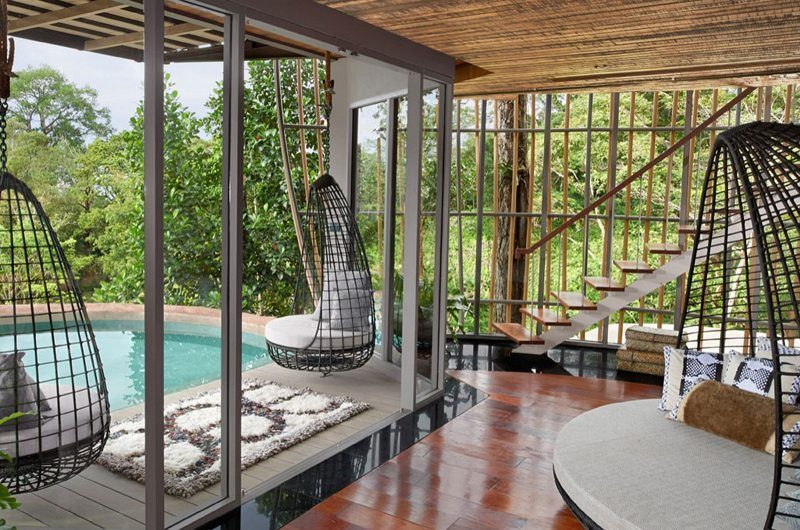 Keemala Tree Pool House Pool Side | Phuket, Thailand