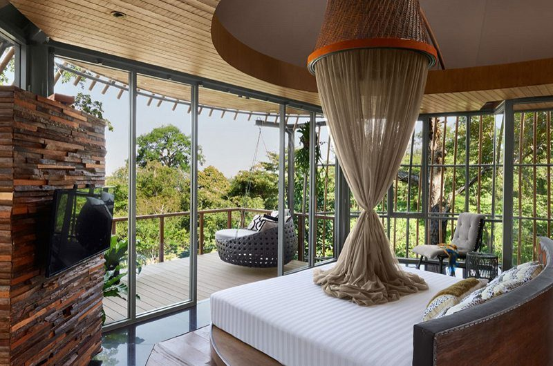 Keemala Tree Pool House Bedroom | Phuket, Thailand