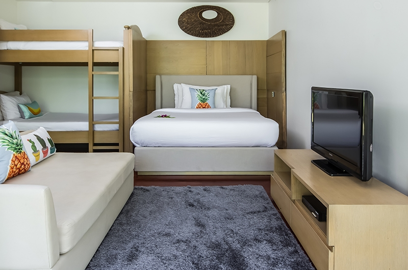Laemsingh Villa 3 Bunk Bed Area | Surin, Phuket