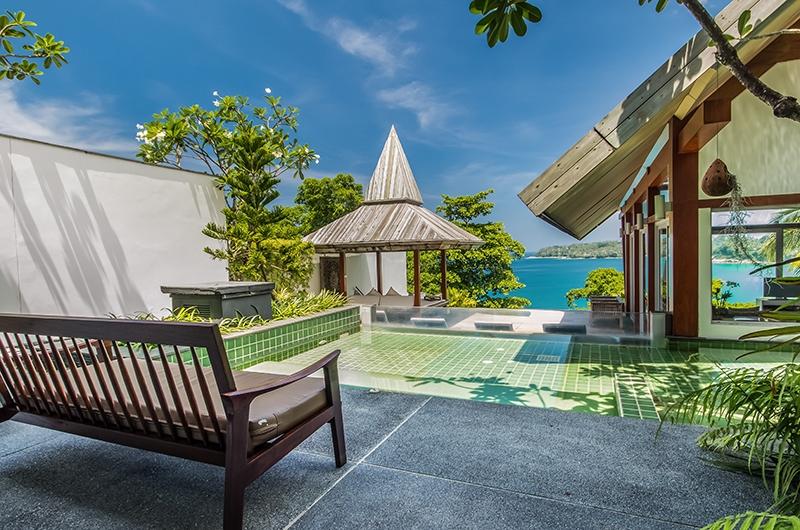 Laemsingh Villa 3 Seating | Surin, Phuket