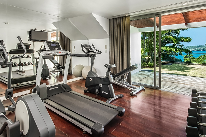 Laemsingh Villa 3 Gym | Surin, Phuket