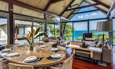 Laemsingh Villa 3 Living Area | Surin, Phuket