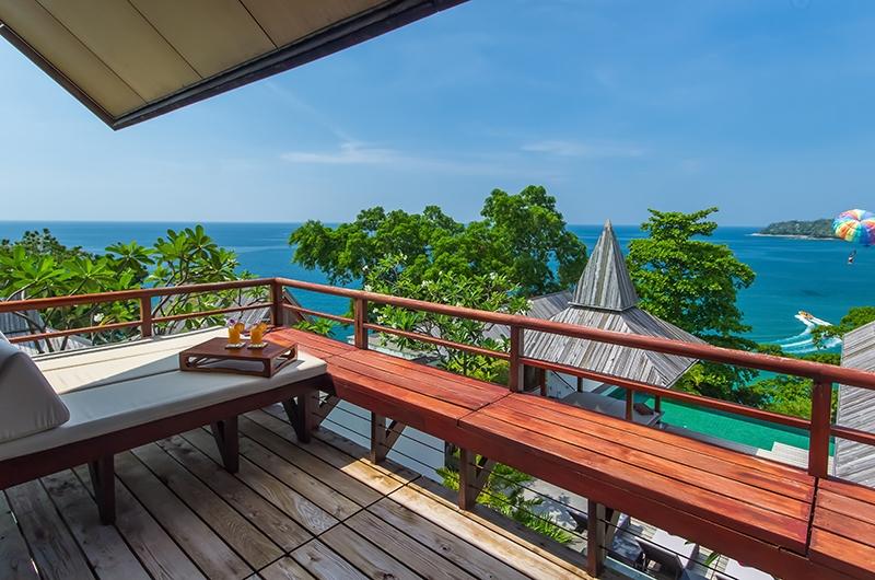 Laemsingh Villa 3 Balcony | Surin, Phuket