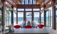 Malaiwana Villa M Open Plan Dining Area | Phuket, Thailand