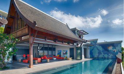 Malaiwana Villa M Swimming Pool Area | Phuket, Thailand