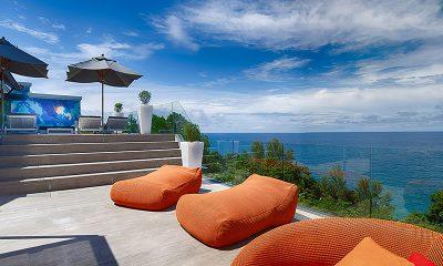 Malaiwana Villa M Outdoor Lounge | Phuket, Thailand