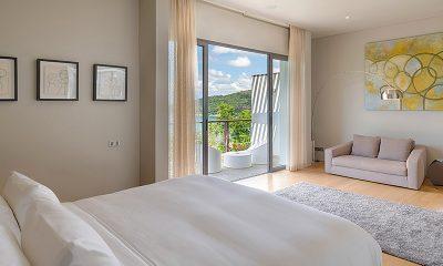 Malaiwana Villa M Bedroom with Seating | Phuket, Thailand