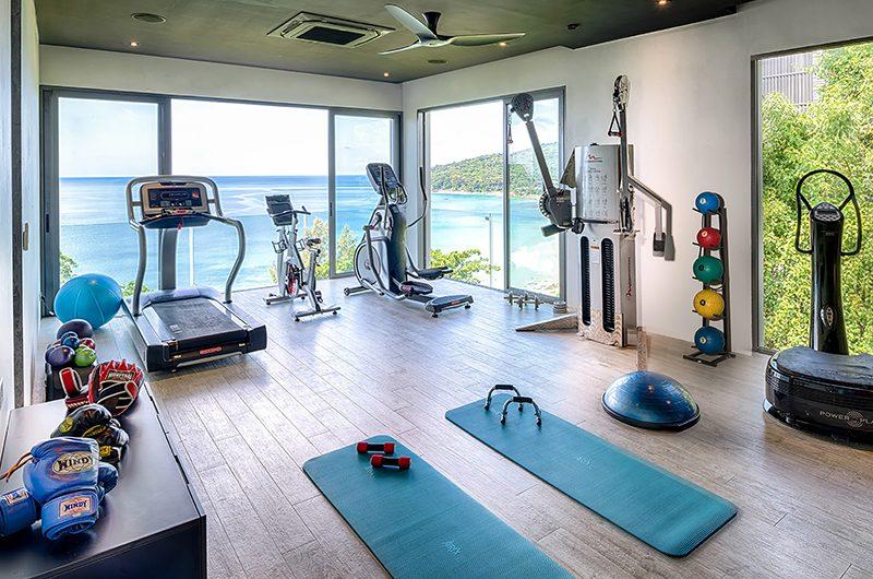 Malaiwana Villa M Gym | Phuket, Thailand