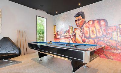 Malaiwana Villa M Pool Table | Phuket, Thailand