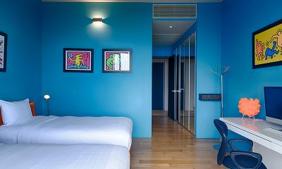 Malaiwana Villa M Twin Bedroom | Phuket, Thailand