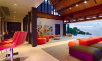 Malaiwana Villa M Seating Area | Phuket, Thailand