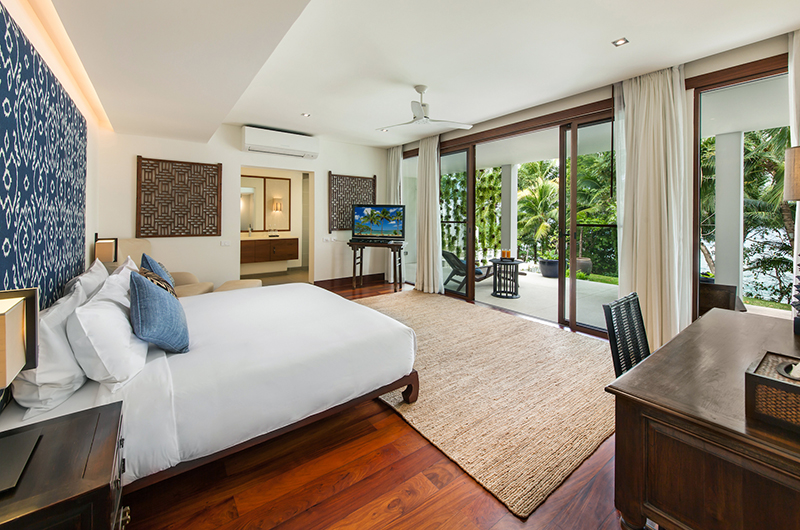 Villa Analaya Bedroom with Garden View | Phuket, Thailand