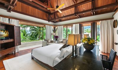 Villa Analaya Bedroom with TV | Phuket, Thailand