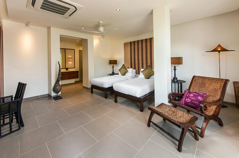 Villa Analaya Twin Bedroom | Phuket, Thailand