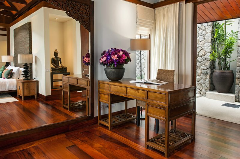 Villa Analaya Study Table | Phuket, Thailand