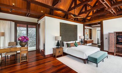 Villa Analaya Bedroom with Study Table | Phuket, Thailand