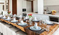 Villa Analaya Kitchen and Dining Area | Phuket, Thailand