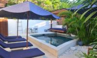 Aqua Nusa The Bungalow Swimming Pool | Nusa Lembongan, Bali