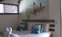 Aqua Nusa The Bungalow Bedroom | Nusa Lembongan, Bali