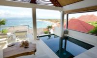 Aqua Nusa Villa Chantique Reclining Sun Loungers | Nusa Lembongan, Bali
