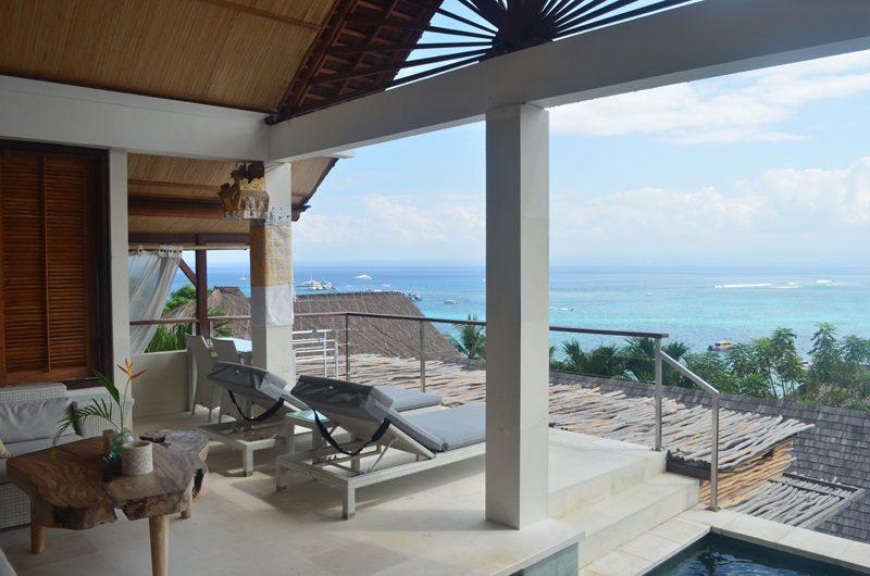 Aqua Nusa Villa Chantique Pool Side | Nusa Lembongan, Bali