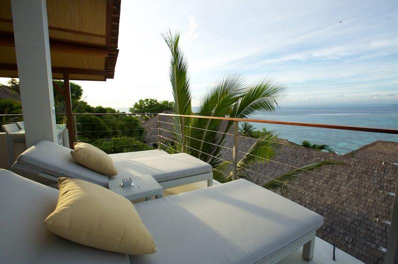 Aqua Nusa Villa Chantique Sun Beds | Nusa Lembongan, Bali