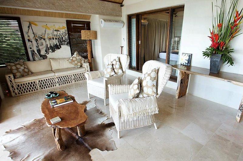 Aqua Nusa Villa Chantique Open Plan Living Room | Nusa Lembongan, Bali