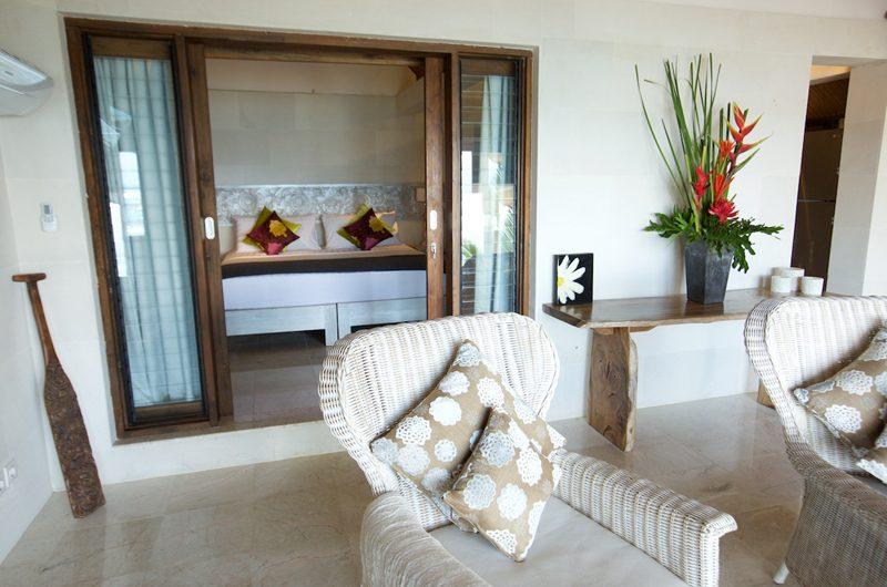 Aqua Nusa Villa Chantique Bedroom View | Nusa Lembongan, Bali