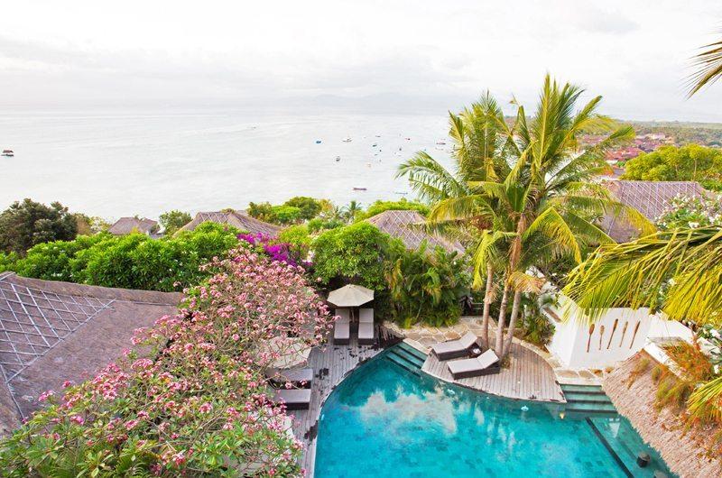 Batu Karang Lembongan Resort Bird's Eye View | Nusa Lembongan, Bali