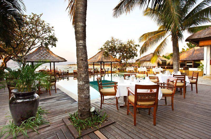 Batu Karang Lembongan Resort Restaurant | Nusa Lembongan, Bali