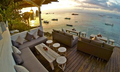 Batu Karang Lembongan Resort The Deck with Ocean View | Nusa Lembongan, Bali