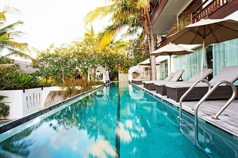 Batu Karang Lembongan Resort Pool   Nusa Lembongan, Bali